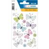 Herma 3379 DECOR Sticker - moderne Schmetterlinge - 26 Sticker
