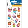 Herma 3387 DECOR Sticker - Cupcakes - 20 Sticker