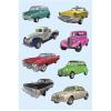 Herma 3452 DECOR Sticker - Autos - 24 Sticker