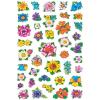 Herma 3522 DECOR Sticker - kleine Blumenköpfe - 123 Sticker