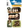 Herma 3528 DECOR Sticker - Hundewelpenfotos - 15 Sticker