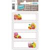 Herma 3644 HOME Küchenetiketten - Fruchtauswahl - 12 Stück
