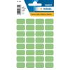 Herma 3645 VARIO Vielzwecketiketten - 12 x 18 mm - grün - permanent haftend - 160 Stück