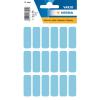 Herma 3653 VARIO Vielzwecketiketten - 12 x 34 mm - blau - permanent haftend - 90 Stück
