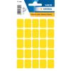 Herma 3661 VARIO Vielzwecketiketten - 15 x 20 mm - gelb - permanent haftend - 125 Stück