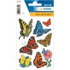 Herma 3801 DECOR Sticker - Schmetterlinge - 24 Sticker