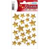 Herma 3936 DECOR Sticker - Sterne - fünfzackig - gold - Stone - 21 Sticker