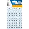 Herma 4128 VARIO Zahlen - Ø 8 mm - 1 bis 540 - Papier - weiß - schwarz - 540 Sticker
