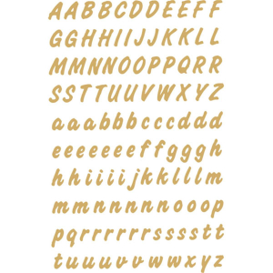 Herma 4152 VARIO Buchstaben - Ø 8 mm - A bis Z -...
