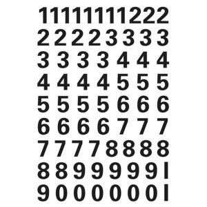 Herma 4159 VARIO Zahlen - Ø 10 mm - 0 bis 9 -...