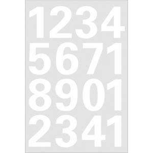 Herma 4170 VARIO Zahlen - Ø 25 mm - 0 bis 9 -...