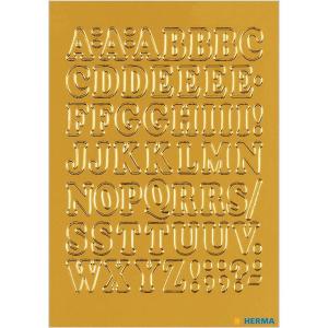 Herma 4183 VARIO Buchstaben - Ø 12 mm - A bis Z -...