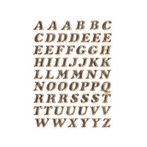 Herma 4192 VARIO Buchstaben - Ø 8 mm - A bis Z -...