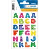 Herma 4194 VARIO Buchstaben - Ø 20 mm - A bis Z - lustige Gesichter - 48 Sticker