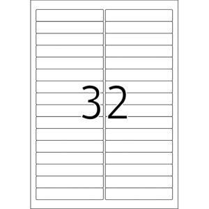 Herma 4209 SPECIAL Abdecketiketten - DIN A4 - 96 x 16,9...