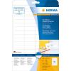 Herma 4226 SPECIAL Abdecketiketten - DIN A4 - 48,3 x 16,9 mm - weiß - 1600 Stück