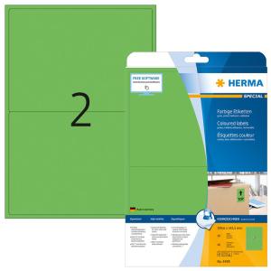 Herma 4499 SPECIAL Etiketten - DIN A4 - 199,6 x 143,5 mm...