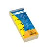 Herma 4891 Nummernblock - 28 x 56 mm - 1 bis 500 - schwarz - gelb - 500 Stück
