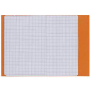 Herma 5504 Heftschoner - DIN A5 - Papier - orange