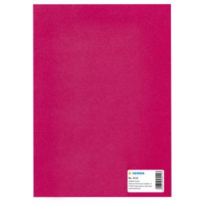 Herma 5514 Heftschoner - DIN A5 - Papier - pink