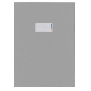Herma 5528 Heftschoner - DIN A4 - Papier - grau