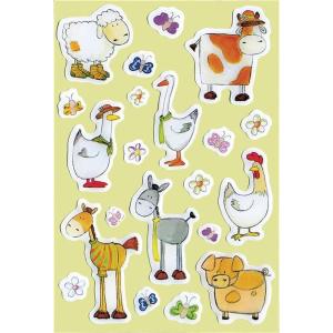 Herma 6184 MAGIC Sticker - Bauernhof