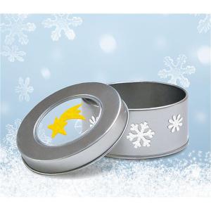 Herma 6523 MAGIC Sticker - Eiskristalle - weißer Filz - 8 Stück