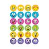 Herma 6818 MAGIC Sticker - Gesichter - Glitterfolie - 24 Sticker