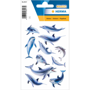 Herma 6917 MAGIC Sticker - Delfine