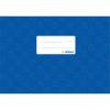 Herma 7413 Heftschoner - DIN A5 - gedeckt - quer - dunkelblau
