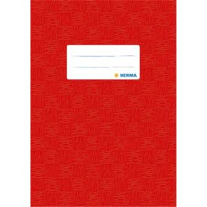 Herma 7422 Heftschoner - DIN A5 - gedeckt - rot