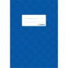 Herma 7423 Heftschoner - DIN A5 - gedeckt - dunkelblau