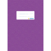 Herma 7426 Heftschoner - DIN A5 - gedeckt - violett