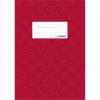 Herma 7430 Heftschoner - DIN A5 - gedeckt - weinrot