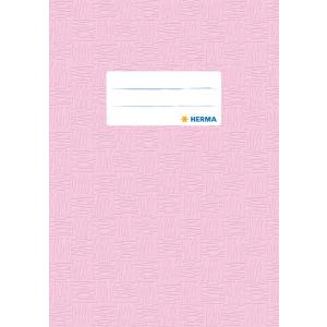 Herma 7431 Heftschoner - DIN A5 - gedeckt - rosa
