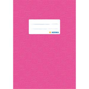 Herma 7432 Heftschoner - DIN A5 - gedeckt - pink