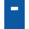 Herma 7443 Heftschoner - DIN A4 - gedeckt - dunkelblau
