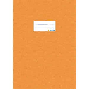 Herma 7444 Heftschoner - DIN A4 - gedeckt - orange