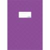 Herma 7446 Heftschoner - DIN A4 - gedeckt - violett