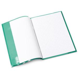 Herma 7480 Heftschoner - DIN A5 - transparent - farblos