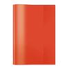 Herma 7482 Heftschoner - DIN A5 - transparent - rot