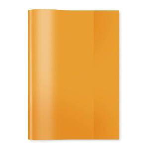 Herma 7484 Heftschoner - DIN A5 - transparent - orange