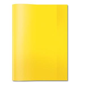 Herma 7491 Heftschoner - DIN A4 - transparent - gelb