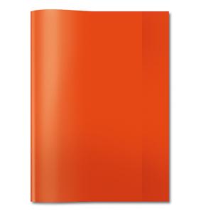 Herma 7492 Heftschoner - DIN A4 - transparent - rot