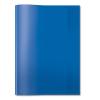 Herma 7493 Heftschoner - DIN A4 - transparent - dunkelblau