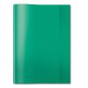 Herma 7495 Heftschoner - DIN A4 - transparent - dunkelgrün
