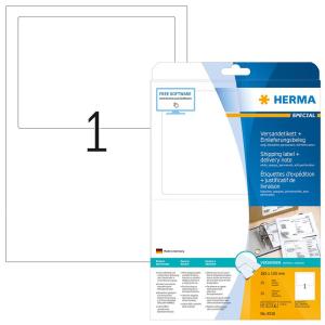 Herma 8316 SPECIAL Versandetikett &...