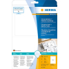 Herma 8316 SPECIAL Versandetikett & Einlieferungsbeleg - DIN A4 - 182 x 130 mm - weiß - 25 Stück