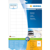 Herma 8629 PREMIUM Etiketten - DIN A4 - 38,1 x 21,2 mm - weiß - 650 Stück
