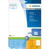 Herma 8630 PREMIUM Etiketten - DIN A4 - 105 x 148 mm - weiß - 40 Stück